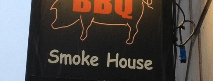 Bodean's BBQ is one of London Restaurants.