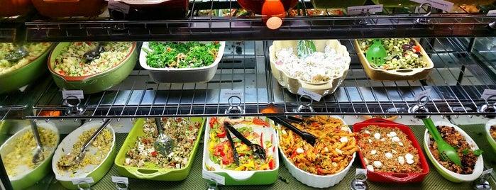 Taste Cafe & Gourmet To Go is one of Spokane Locally-Sourced Restaurants.