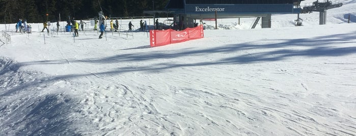 Excelerator Chair is one of Skigebiete.