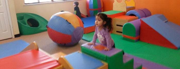 Gymboree Play & Music is one of Jaina's favorite places!.