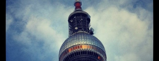 Fernsehturm | TV Tower is one of Great spots in Berlin.