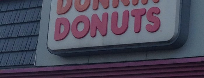 Dunkin' Donuts is one of Dinning.