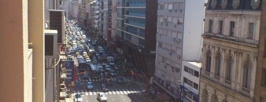 Avenida Corrientes is one of Argentina.