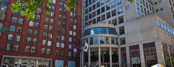 NYU Stern School of Business is one of all time in america.