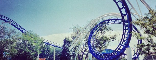 Corkscrew is one of Top picks for Theme Parks.