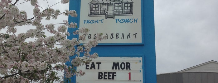 Pawley's Front Porch is one of Triple D Restaurants.