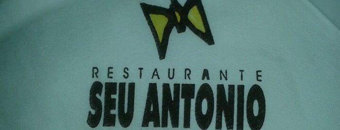 Seu Antônio is one of Top restaurantes de Niterói.