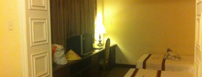 Renaissance Riverside Hotel Saigon is one of Ren.