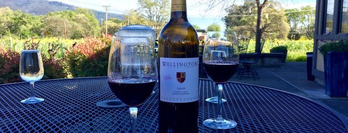 Wellington Vineyards is one of Wineries / Vineyards.