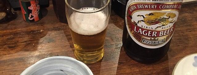 根津の居酒屋 車屋 is one of 谷根千.