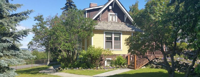 Oscar Anderson House Museum is one of Anchorage, AK.