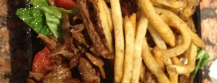 Plaka Grill is one of 2011 Cheap Eats In VA.