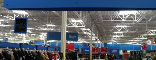 Walmart Supercenter is one of Creative Innovations Cause Related Advertising.