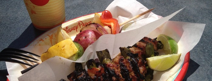 Bengal Barbecue is one of Disneyland Fun!!!.