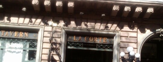 La Corte is one of Restaurantes.