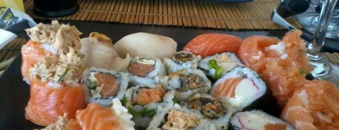 Jappa Sushi is one of Restaurants in Porto Alegre.