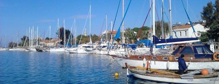 Eski Foça Marina is one of Top 10 favorites places in Izmir, Türkiye.