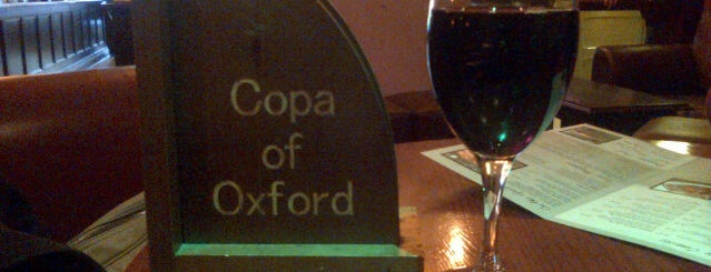 Copa is one of Pubs of Oxford.