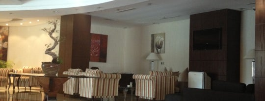 Hotel Musherib is one of 36 hours in...Doha.