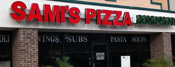 sami's pizza is one of Favorite Food.