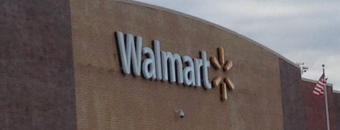 Walmart Supercenter is one of Are you Late of Dinner?.