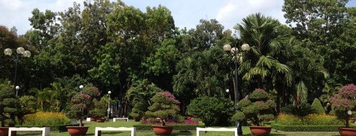 Công viên Gia Định (Gia Dinh Park) is one of du lịch - lịch sử.