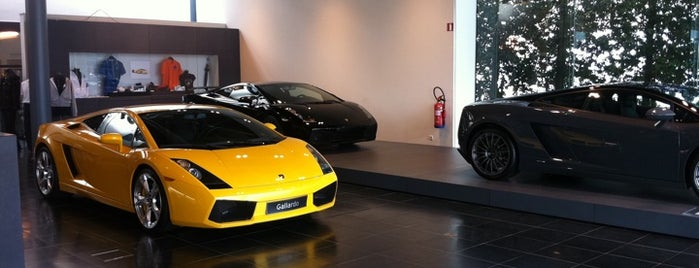 Lamborghini Brussels is one of Automotive & Racing.