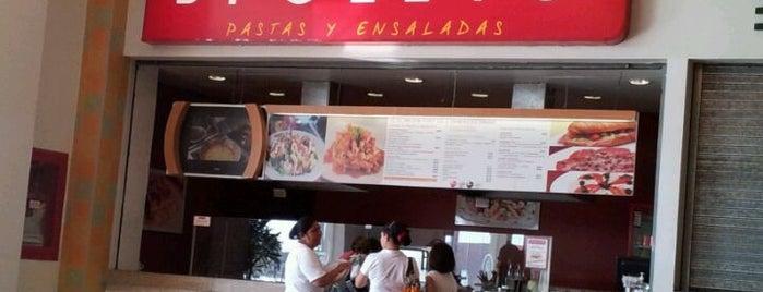 Spoleto Pastas Y Ensaladas is one of Restaurantes en Ciudad del Carmen, Campeche.
