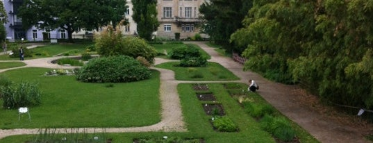 Botanischer Garten is one of StorefrontSticker #4sqCities: Vienna.