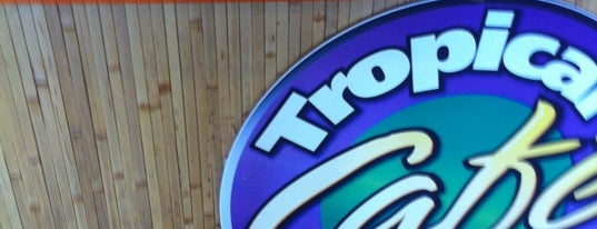 Tropical Smoothie Cafe Palm Bay Fl