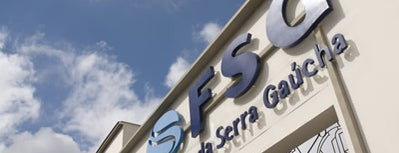 Faculdade da Serra Gaúcha (FSG) is one of Cidade FSG.