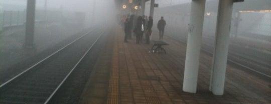 Stazione Cesate is one of Linee S e Passante Ferroviario di Milano.
