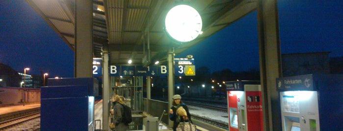 Bahnhof Ravensburg is one of Bahnhöfe DB.
