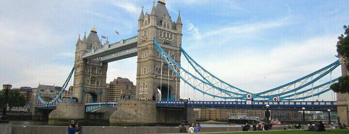 Ponte de Londres is one of Must-visit Great Outdoors in London.