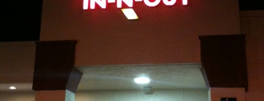 In-N-Out Burger is one of Chillz.