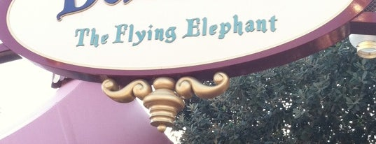 Dumbo The Flying Elephant is one of Florida Trip '12.