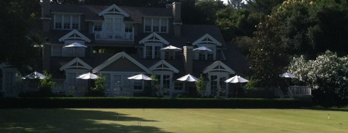 Meadowood is one of SF to-do.