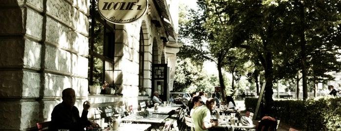 Zoozie'z is one of Café in Munich.
