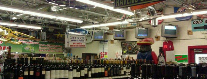 King's Discount Liquors is one of GOTTA BE FROM BMORE TO KNOW ABOUT:.