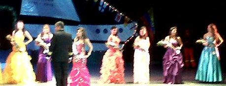 Teatro Nacional - Casa De La Cultura Ecuatoriana is one of Sitios de entretenimiento - HOYCOMEC.