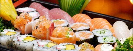 Mister Hu is one of Sushi Love.