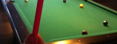 Peabody's Billiards & Games is one of Princess' Tampa Hot Spots!.