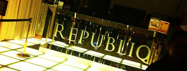 Republiq is one of Metro Manila.