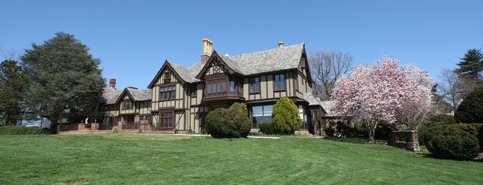 Winnick House/Great Hall - LIU Post is one of LIU Post Locations.