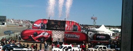 Honda Indy Edmonton is one of Top picks for Racetracks.