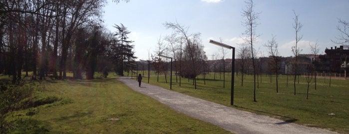 Parque Fluvial, Viesques is one of Las vistas de Gijón.