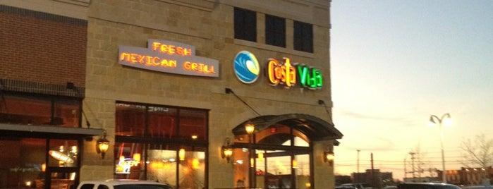 Costa Vida is one of 20 favorite restaurants.