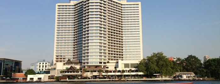 Royal Orchid Sheraton Hotel & Towers is one of Hotel.