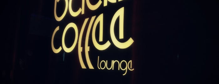 BLACK lounge is one of Porto, Portugal.