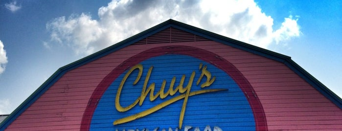 Chuy's is one of Must-Try Dallas Grub.